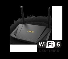 AX1800 Dual Band WiFi 6 Router (RT-AX56U)